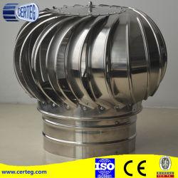 Ventilator van de Uitlaat van het Dak van het Ventilator van het Dak van de Wind van het roestvrij staal de Hoogste
