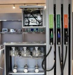 Erogatore del combustibile degli otto ugelli per la stazione di servizio (RT-E484)