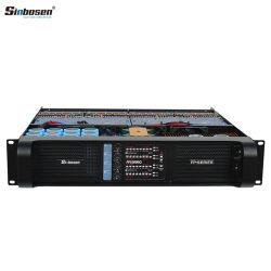 Fp Sinbosen10000P Amplificador Ecualizador de 2000 Vatios Amplificador profesional para la venta con garantía de 3 años