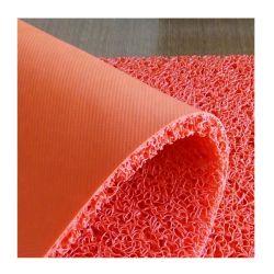 Moquette di lusso resa personale commerciale della stuoia della bobina del PVC delle entrate principali con protezione costante