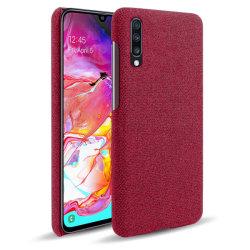 * O Galaxy A70 caso é adequado para a Samsung uma70 caso, Padrão de pano oficiais Creative Anti abrangidos caso 95 Tampa do telefone móvel celular caso