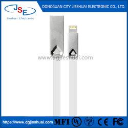 Imf trenza metálica Rayo Carga con cable USB cable de sincronización para Apple nuevo