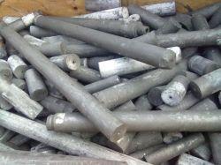 30-1000 mm dimensões e blocos de grafite de carbono forma do bloco de anodo
