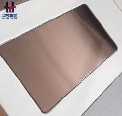 문, 엘리베이터, 벽 훈장을%s 고품질 차 금 스테인리스 색깔 위원회