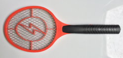 Zanzara ricaricabile elettrica, assassino della mosca e Swatter tenuto in mano della zanzara di controllo dei parassiti della racchetta di Zapper dell'errore di programma