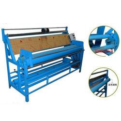 Tissu 1500-2400mm électrique automatique Machine roulant /Commercial tissu PP PE Film avec la lumière de la machine de comptage de bobinage pour inspection