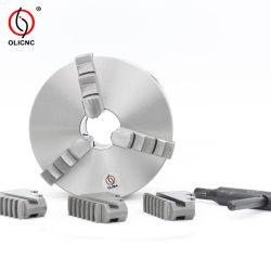 Olima Mandril de centralização automática de 3 Garras 5 polegadas de diâmetro do mandril torno11-125 K 125mm para Mini torno mecânico