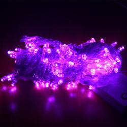 20m/200 Fio de Cobre Flexível Mini LEDs de luz de cadeia de fio de prata