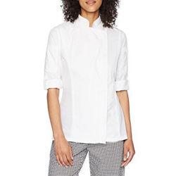 Heiß-Verkauf Frauen-der westlichen Hotel-Gaststätte-Chef-Koch-Uniform