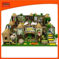Dinosauro Pattern Indoor Playground Commerciale Usato Cassaforte Big Toys