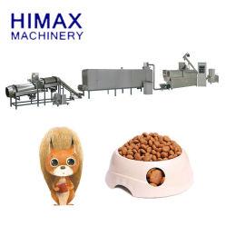 Nourriture sèche pour chien de grande capacité de la machine avec un faible prix de ligne de production