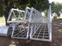 O alumínio e pedestre Cycleway Pontes/Plataforma de alumínio Bridge/Estrutura de alumínio