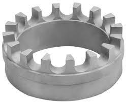 Строительство дополнительных принадлежностей в легированная сталь, литье в песчаные формы