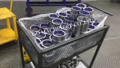 Los cilindros hidráulicos de los componentes y piezas de Custom-Made estándar