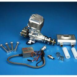 신형 Dle35ra 가솔린 엔진 모델 에어플레인 35cc