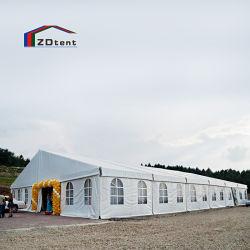 常置白PVC屋外党アルミニウム大きい防水屋根党イベントの宴会のテント