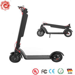 高品質の道を離れた最大射程45kmの電気蹴りのスクーター10インチの空気タイヤ