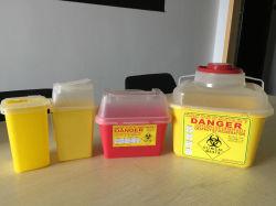Descarte de lixo médico-hospitalares de plástico Bin Farelos contentor