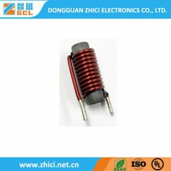 Magnéticos personalizados com núcleo de ferrite Núcleo da Haste do afogador indutor da bobina para Rádio leitor de cassetes