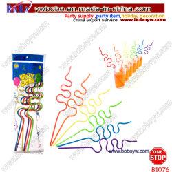 Home Store Super Flexible pailles Anniversaire de Mariage Décoration de l'Halloween (B1076)
