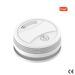 OEM ODM alta qualità Tuya WiFi rivelatore di fumo allarme fumo Sensore De Homo WiFi