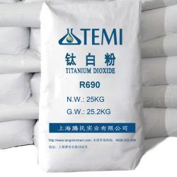 화학 원료 금홍석 이산화티탄 또는 TiO2 R690 의 안료