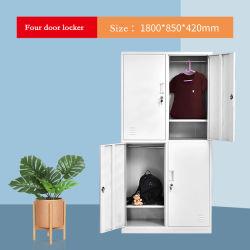 منزل صلب متين ومتين أو مستشفى أو معمل خزانة مع ثلاثة أبواب من Swong.