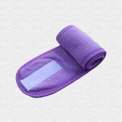 Ткань из микроволокна спа головная стяжка косметический волос украшения аксессуары