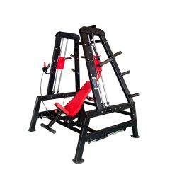 Hot Sale Equipo de fitness Power Smith máquina de gimnasia sistema dual Superior (FL06)