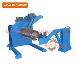 Máquina de Decoiler para alisar e máquinas de nivelamento