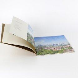 Stampa poco costosa di carta riciclabile personalizzata dello scomparto di colore