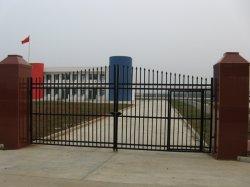 Cancello oscillante in acciaio zincato 10 anni di garanzia