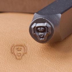 宝石類のツールの高品質の宝石類のツールの記号の金属のスタンプS048犬の表面記号デザイン穿孔器