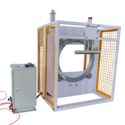 ماكينات الربط الأفقي التلقائي للحزمة الفولاذية للأنابيب في قطاع التغليف باستخدام تمديد الفيلم