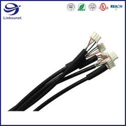 Faisceau de fils de communication avec les connecteurs de série de pH basse tension
