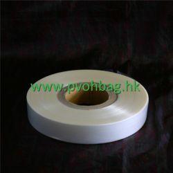 洗濯袋のストリップのタイの溶けるタイのための中国PVAの水溶性のフィルム
