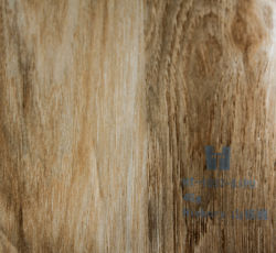 Padrões e cores podem ser personalizadas em papel laminado de madeira