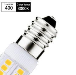 SMD LED Corn Bulb3w 5W E14 G4 G9 قابل للتخفيت 110 فولت مصباح LED صغير 220 فولت مع الذرة