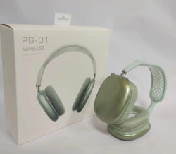 2021 Venta caliente PG-01 Pro Max de aire de los auriculares auriculares auriculares inalámbricos estéreo auriculares Gaming Headset de Tws Air Max auriculares