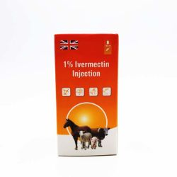 Diergeneeskunde Ivermectine Injection for Animal Use 100ml with Good Kwaliteit