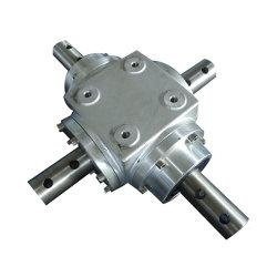 Serie der Qualitäts-T 90 niedriges U/Min Getriebe des Grad-Getriebe-Bohrgerät-Geschwindigkeits-Reduzierstück-Richtungs-änderndes Getriebe-