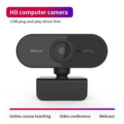 Full HD 1080p USB Web Cam Computer Web-Kamera mit MIC drehbare Web-Kameras für Live-Übertragung Videoanrufe Konferenz Arbeit