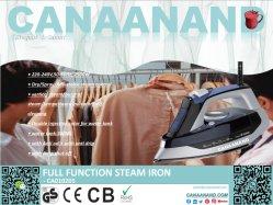 Canaanand - Selbstreinigende Auto-Shut-off Anti-Calcium Anti-Drip Light Weight Adjustable Temperaturregelung – Elektrodampfer