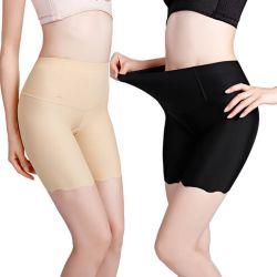Женщин во время кормления Shapewear High-Waist управления Panty середины бедра органа сшитых Shaper тонкий укрепленой трусовой частью