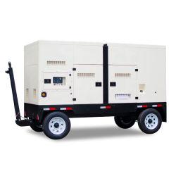 مولدات الديزل محرك الديزل المحمول من النوع القياسي لمولد بقدرة 150 كيلوفولت أمبير السعر