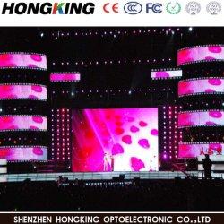 フルカラーRGB SMD Nationstar 500*500 P2.604屋内LEDスクリーンの表示パネルの掲示板