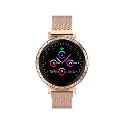 Mc15 Smartwatch время ожидания женского цикла по физиологическим параметрам Relojes Inteligentes Amazfit Bluetooth Bip магнитной полосы поглощения смотреть