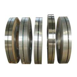 Bobina / striscia in acciaio inox con 2b Ba 8K N. 4 finitura 201 202 304 316L 317L 310S 321 2205 441 410 430 443 materiale da costruzione