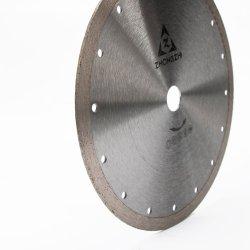 9 При нажатии кнопки с возможностью горячей замены Diamond циркуляр режущий диск с непрерывной Rim