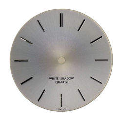 Custom Watch Dial vierge pour regarder les pièces fabricant chinois